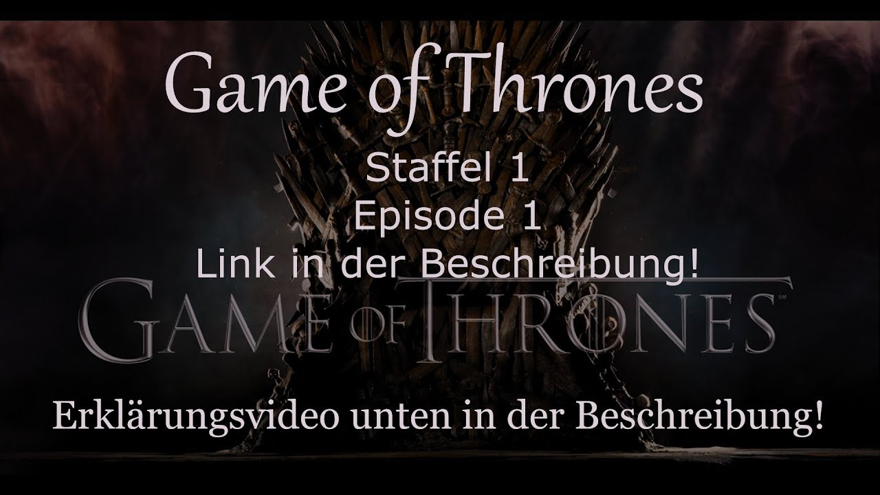 games of thrones staffel 6 stream