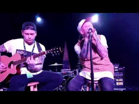 Jonny Craig - Cry Me A River (Acoustic Cover) (LIVE) 04/29/2016 @ Warehouse Live in Houston, TX