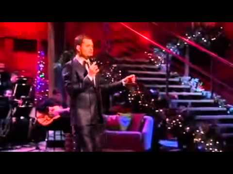 "Michael Buble feat. Graham Dechter ""Holly Jolly Christmas"" (ITV London)"