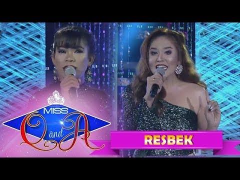 It's Showtime Miss Q & A Resbek: Elsa Droga vs. Kristine Ibardolaza   Di Ba? Teh!   Part 1