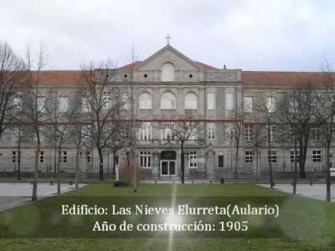 Infraestructuras Vitoria UPV/EHU