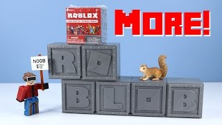 Más RoBLOX Series 1 Cajas misteriosas Jazwares & Natural Disaster Survival!