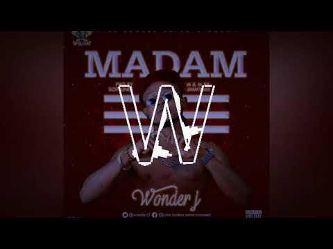 Wonder J - Madam (Official Audio)