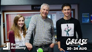 Grease: School Edition (BBC Radio Gloucestershire Interview)