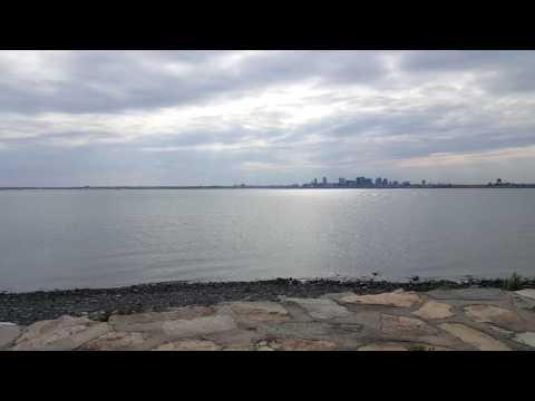 Boston from Deer Island