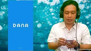 Cara download dan daftar DANA-Dompet Digital Indonesia @MAAC TV screenshot 1
