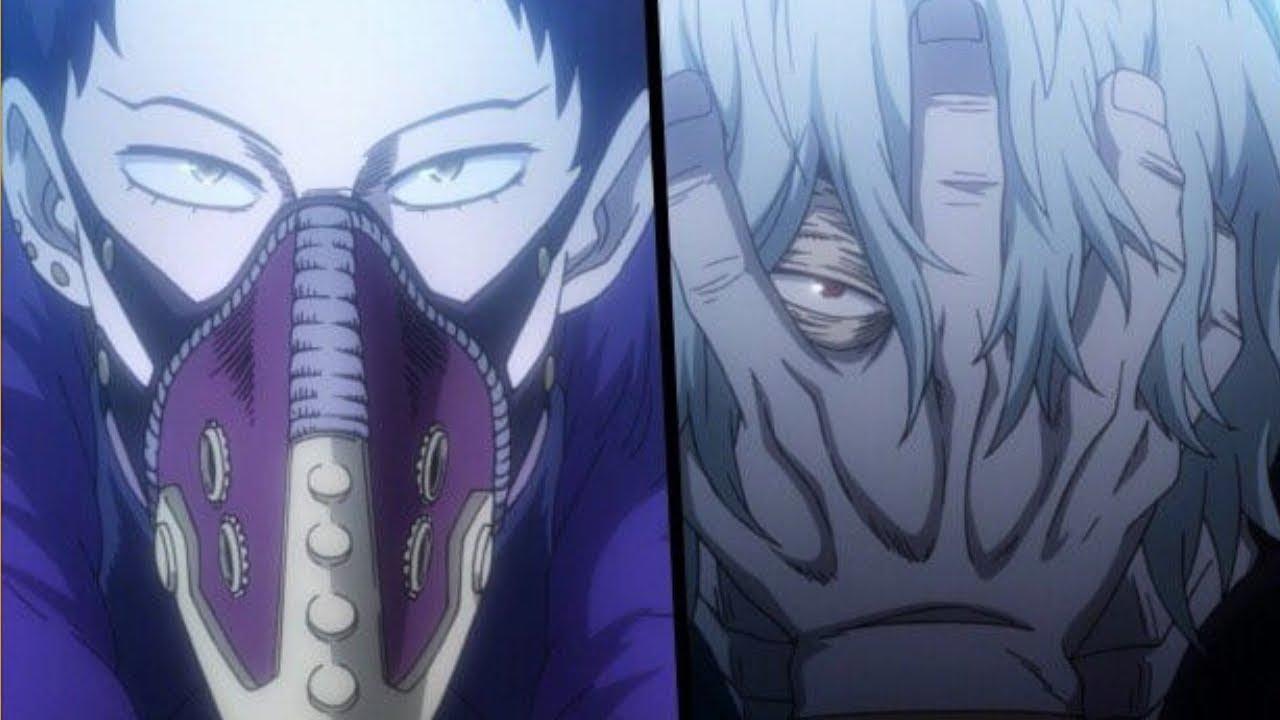 Overhaul Shie Hassaikai Vs Tomura Shigaraki League Of Villains My Hero Academia Youtube The main antagonists of the internship arc. overhaul shie hassaikai vs tomura