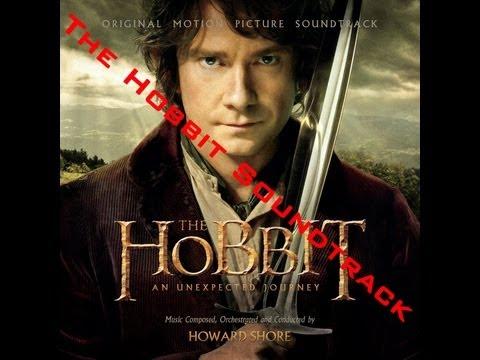 Misty Mountains Instrumental (Over Hill)- The Hobbit Soundtrack
