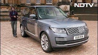 Range Rover Goes Hybrid, Range Rover Sport SVR thumbnail