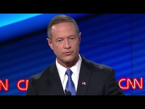 (Democratic Debate)  Martin O