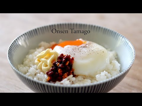 Ramen Bowl with Soft Steamed Eggs