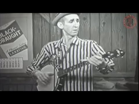 The Porter Wagoner Show Full Episode 21º (Guest Stringbean)1962
