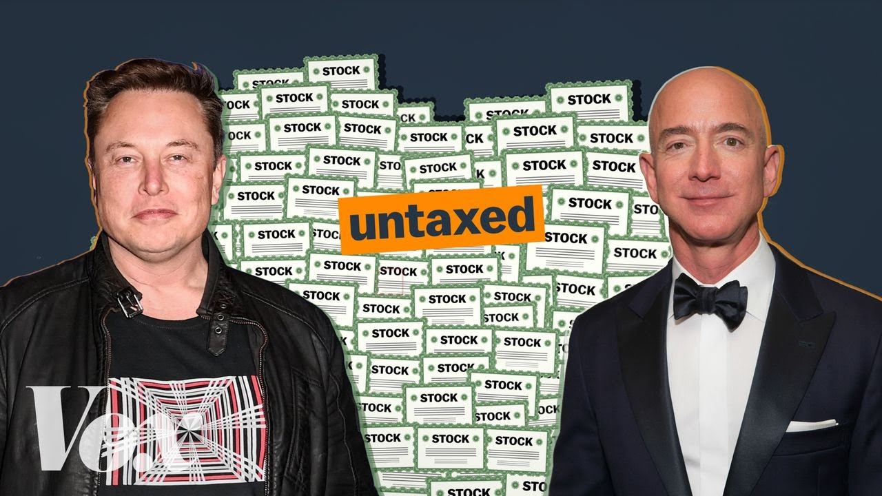 How the rich avoid paying taxes