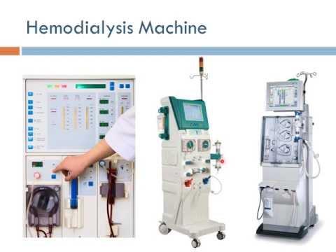 Medical Equipment: Hemodialysis (Arabic Narration)
