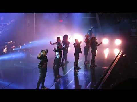 Janet Jackson Concert Live @ Houston Toyota Center 9/9/2017 Part 9