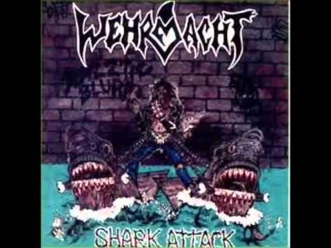 Wehrmacht - Shark Attack Full Album (1987)
