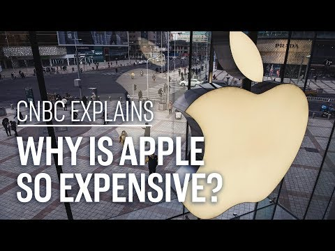 Why is Apple so expensive? | CNBC Explains
