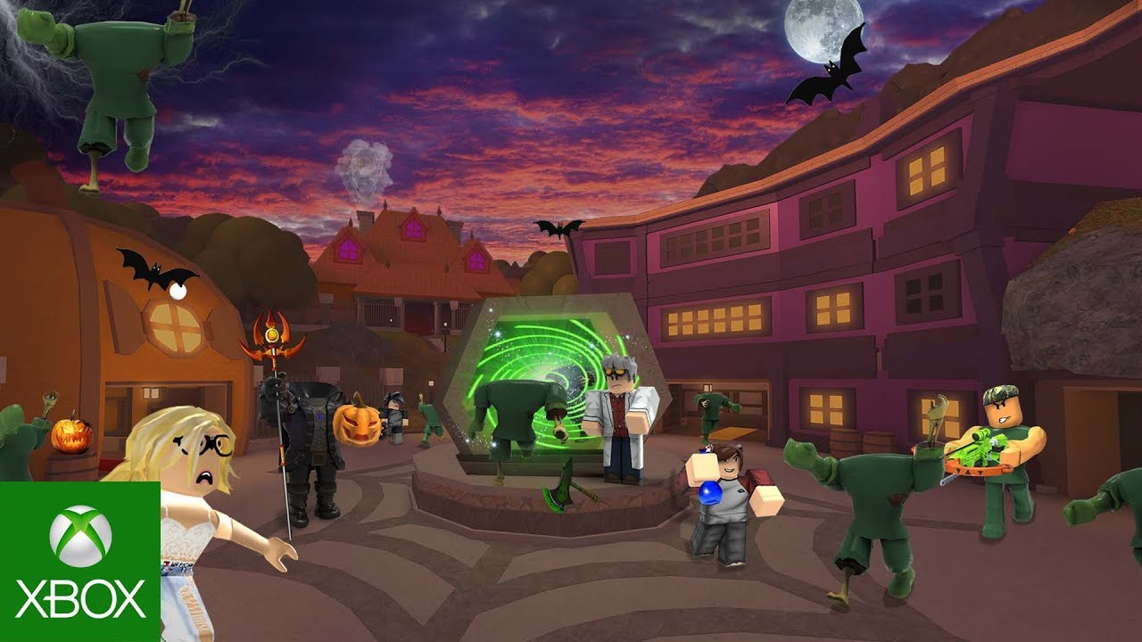 Roblox Announces Halloween Event With New Content