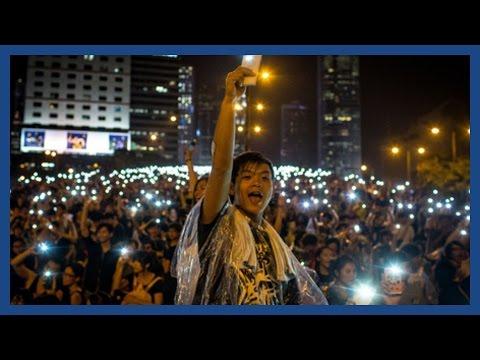 Hong Kong protest 2014: The Battle for Mong Kok | Report #3