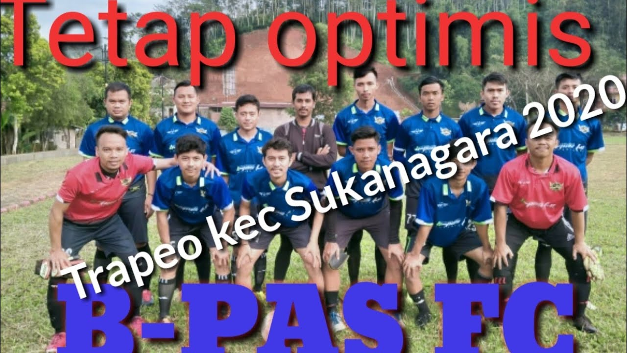 sepak bola tim B-PAS Paratag Sukanagara trapeo kec ...