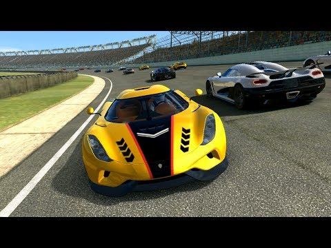 Real Racing 3 - Amazing Car In The Game
