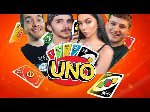 Uno with HBomb, Kiingtong & Graser..  