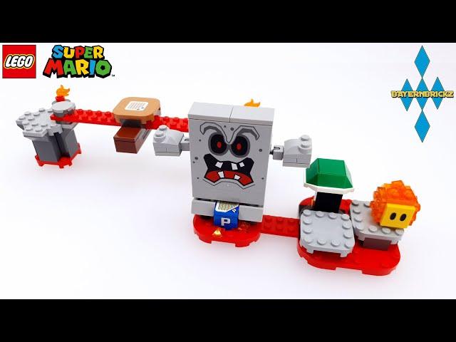 Lego Super Mario - 71364 Whomp´s Lava Trouble / Wummps Lava Ärger
