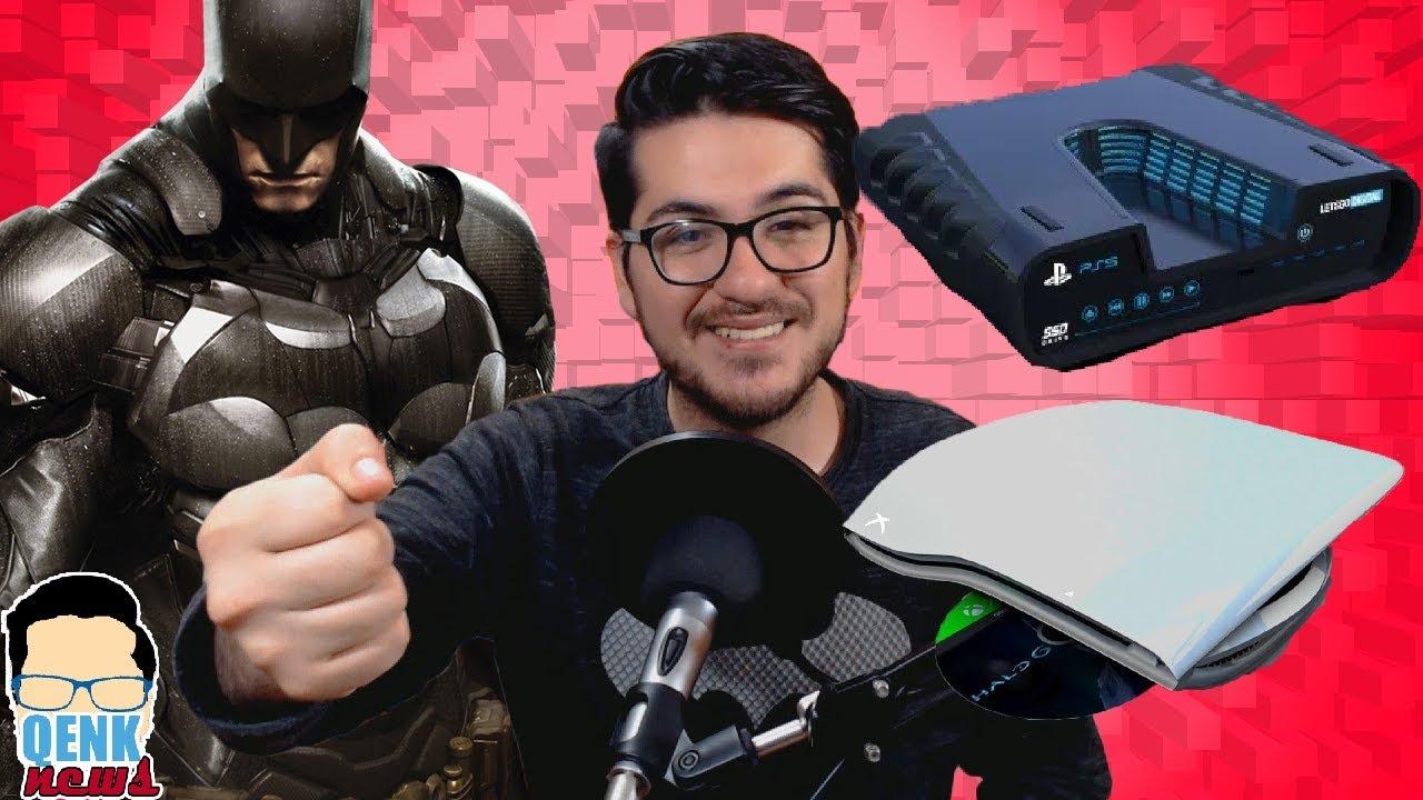 Nuevo Batman TEASER - PS5 y Scarlett: Amigables con el ambiente | QN
