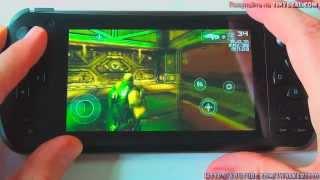 ГаджеТы: тестирование JXD S5800 в играх GTA, NFS, Real Racing, Shadowgun, Dead Trigger, Anomaly