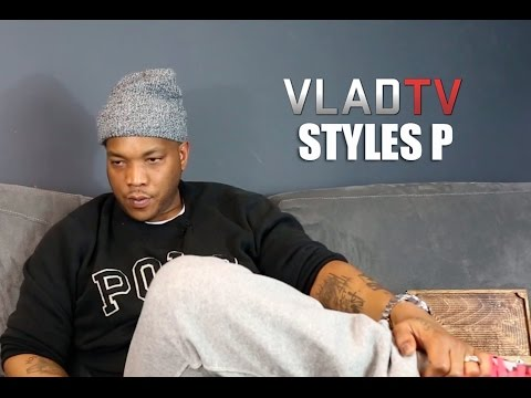 Styles P Speaks on His Close Calls with Death