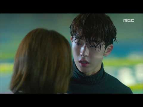 [Weightlifting Fairy Kim Bok Ju] 역도요정 김복주 ep.15 Nam Joo-Hyuk, swimming pool in and hug.20170105