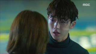 [Weightlifting Fairy Kim Bok Ju] 역도요정 김복주 ep.15 Nam Joo-Hyuk, swimming pool in and hug.20170105