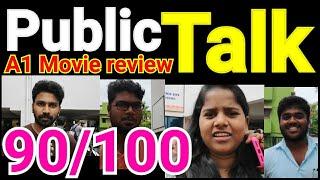 A1Movie Review Santhanam Tara Johnson K Santhosh Narayanan S Raj Narayanan