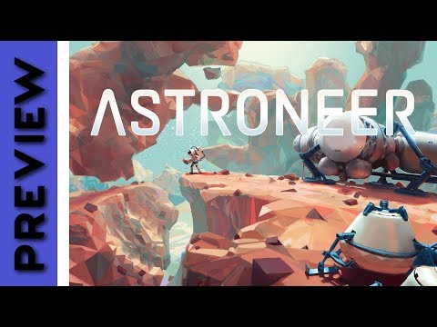 Astroneer - Preview