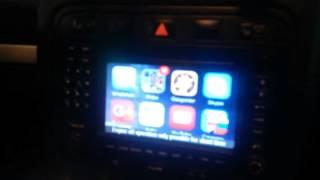 Porsche Cayenne (2002-10)-дублирование видео/audio с телефона на монитор+Usb, медиаплеер.Xanavi.ru(Автомобиль премиум класса Porsche всегда в своей линейки имел минимальную комплектацию в которой отсутствова..., 2015-10-10T09:34:59.000Z)