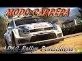 WRC 4   Modo carrera ADAC Rallye Deutschland (Espa�ol)