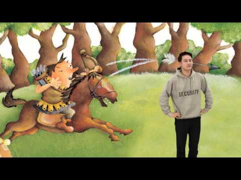 Unicorn Lv.1 Storybook 'The Knight and The Lion'