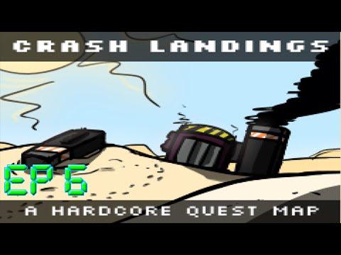 Crash Landing Episodio 6 Minecraft [HardCoreMap]
