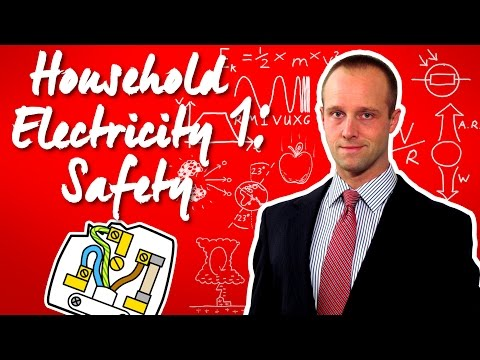 Household Electricity: Safety - Physics - Science - Succeed In your GCSE and IGCSE