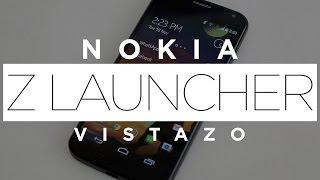 Nokia Z Launcher | Vistazo