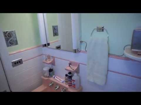 Tour of my retro remodeled bathroom