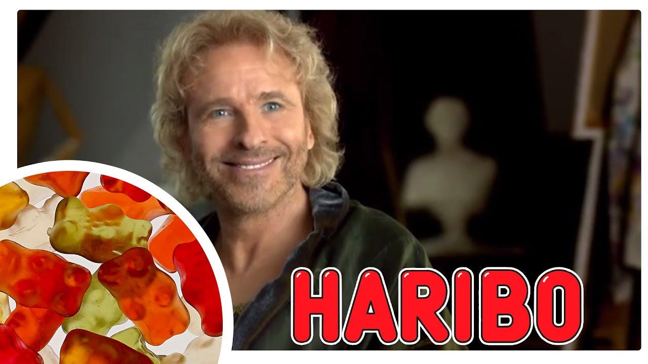 Haribo Werbung Gottschalk