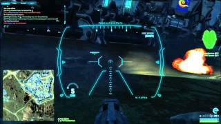 PlanetSide 2 Bugs/Glitches #2 Thunder Machine Gun Cannon