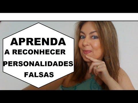 COMO RECONHECER PESSOAS FALSAS
