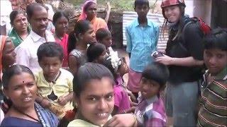 Abenteuer Adventure Reise offroad durch Indien mit dem Motorrad Roller Scooter