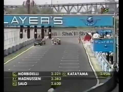 F1 1997 Kanadai Nagydíj - Időmérő - Magyar kommentárral