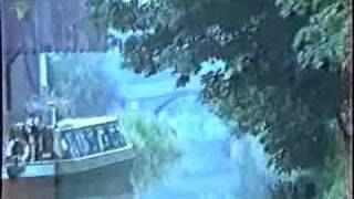 walk along shropshire union canal 1983. from trooper inn bridge to ...