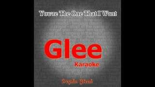 You're The One That I Want - Glee(Pistas) - Deyko Gleek