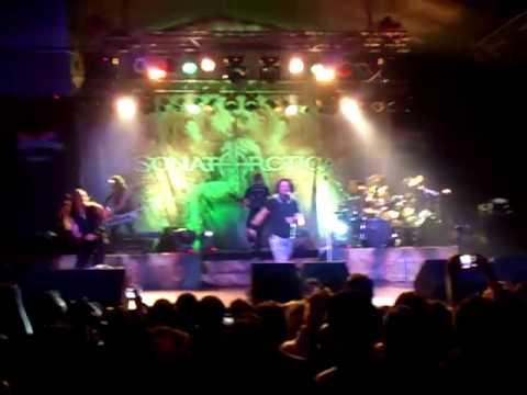 Sonata Arctica- Shitload of Money live Costa Rica 2013