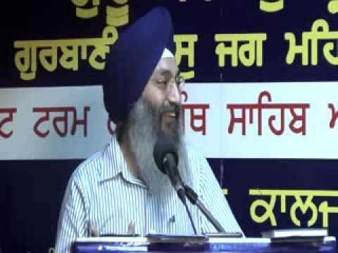 Sukrit Trust : Lecture Dr. Sarabjit Singh Renuka